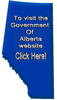 Government of Alberta Website and Information